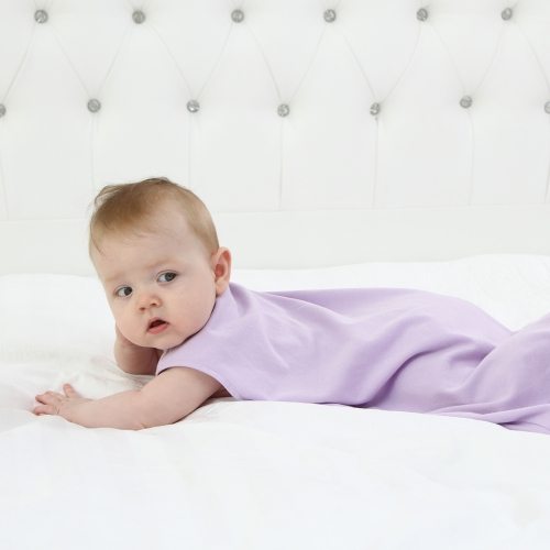 Lat Baby Sleepsack Cotton Sleeping Bag Medium 6-18 Months 16-26 Lbs Length 32''
