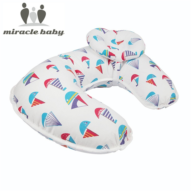 COVER FEEDING PILLOW NURSING MATERNITY BABY PREGNANCY BREASTFEEDING Boats ONLY COVER
