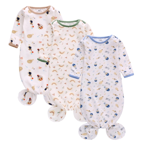 Miracle Baby Sleeping Bag Set Kids Breathable Wearable Baby Sleep Bag 3 Pack Fishtail Newborn Baby Sleep Sack