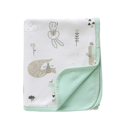 Miracle baby swaddle baby blanket 100% cotton muslin swaddle blankets double layer muslin swaddle blanket